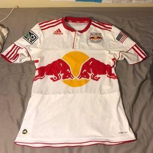 New York Red Bull Soccer Jersey